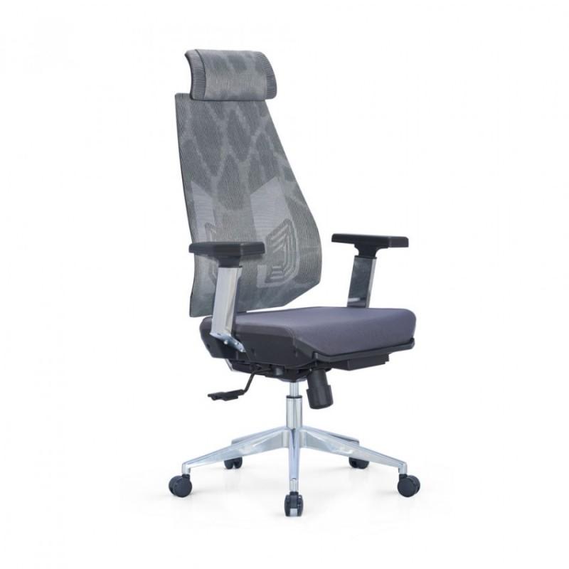人体工学网布办公椅升降电脑椅BGY-02