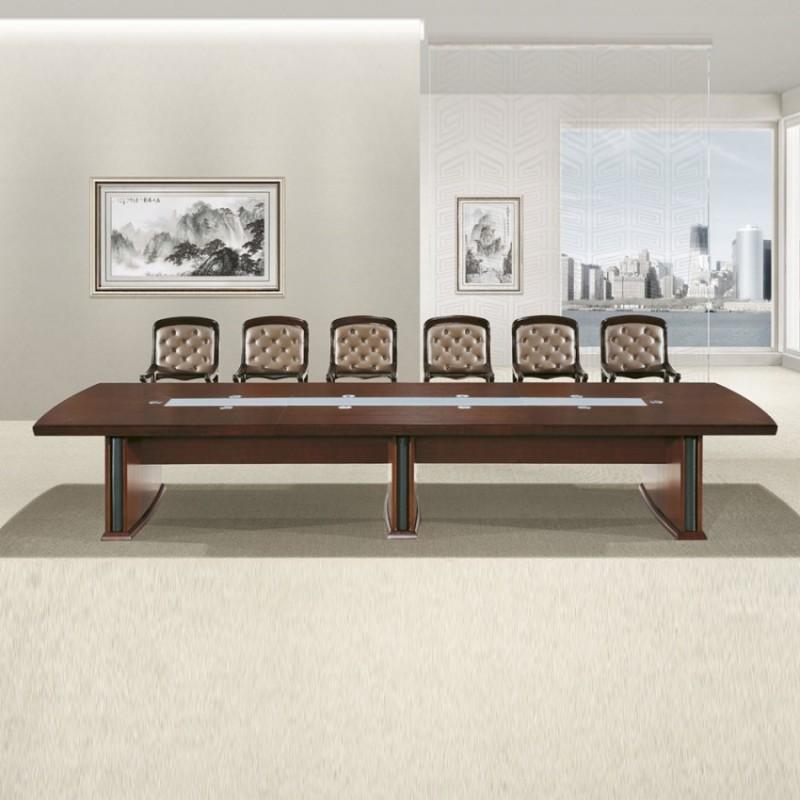 办公家具会议桌油漆会议台HYZ-02