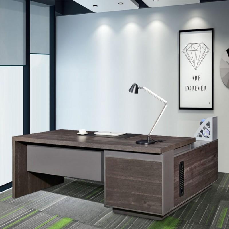 板式老板办公桌经理台定做尺寸805