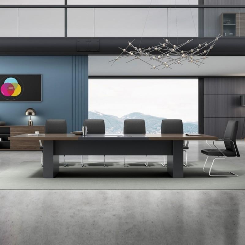 板式会议桌大型会议台 HYZ-01
