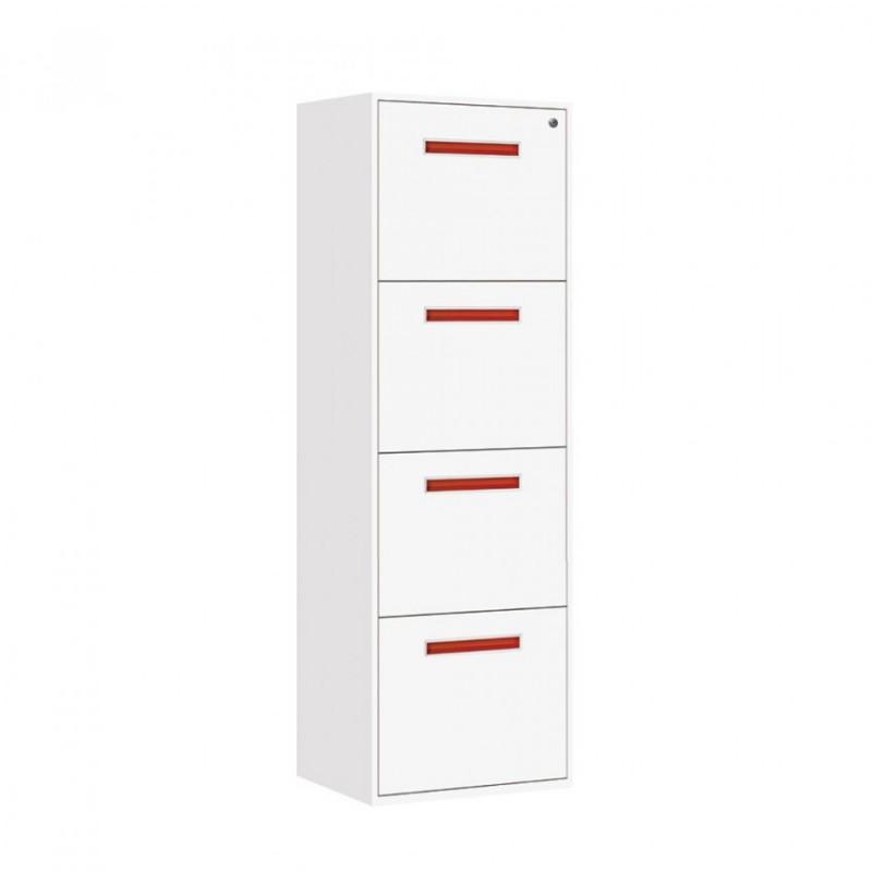 钢制办公家具铁皮文件柜屉柜TG-15