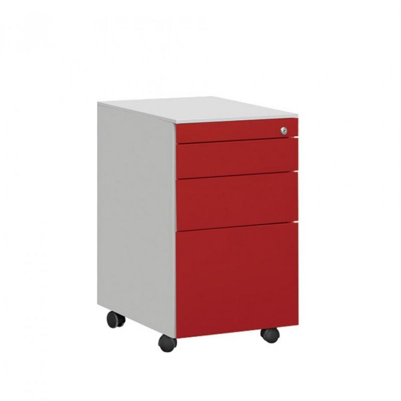 钢制活动柜移动矮柜HDG-31