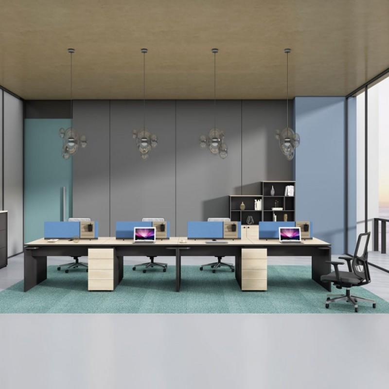 办公室板式办公家具电脑桌 PF-15