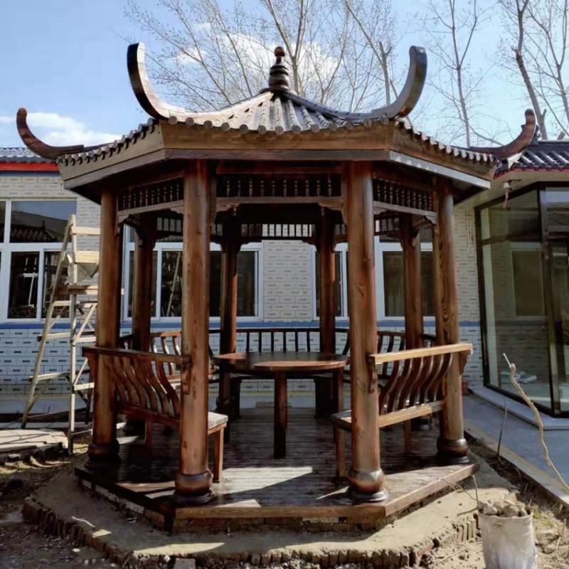 高品质室外公园休闲亭子LT-67