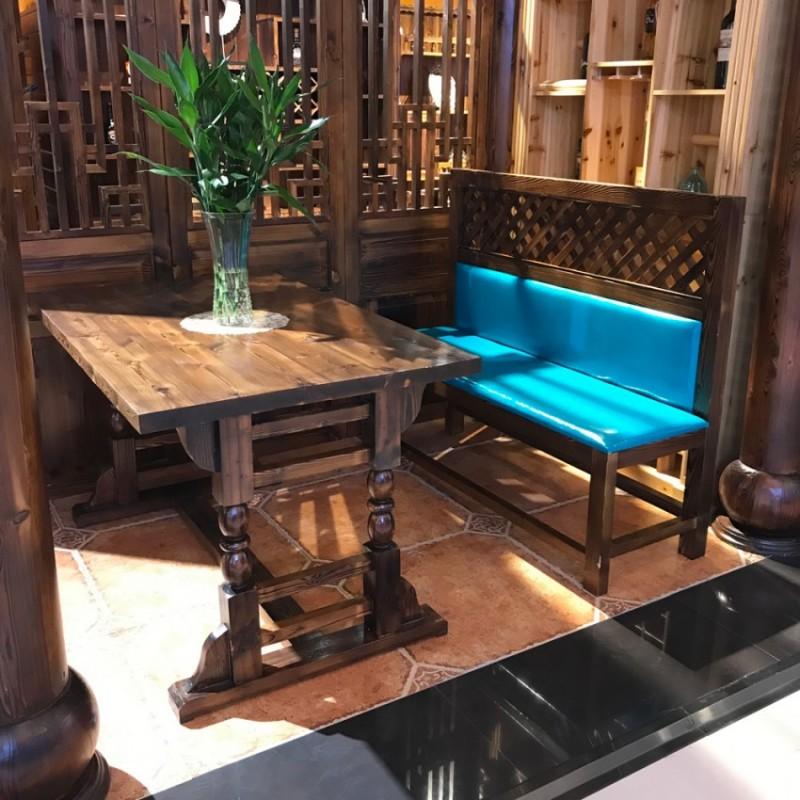 餐厅桌椅定制价格BLS-18
