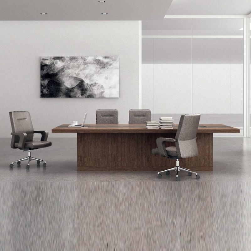 时尚简约现代办公桌HYZ-16