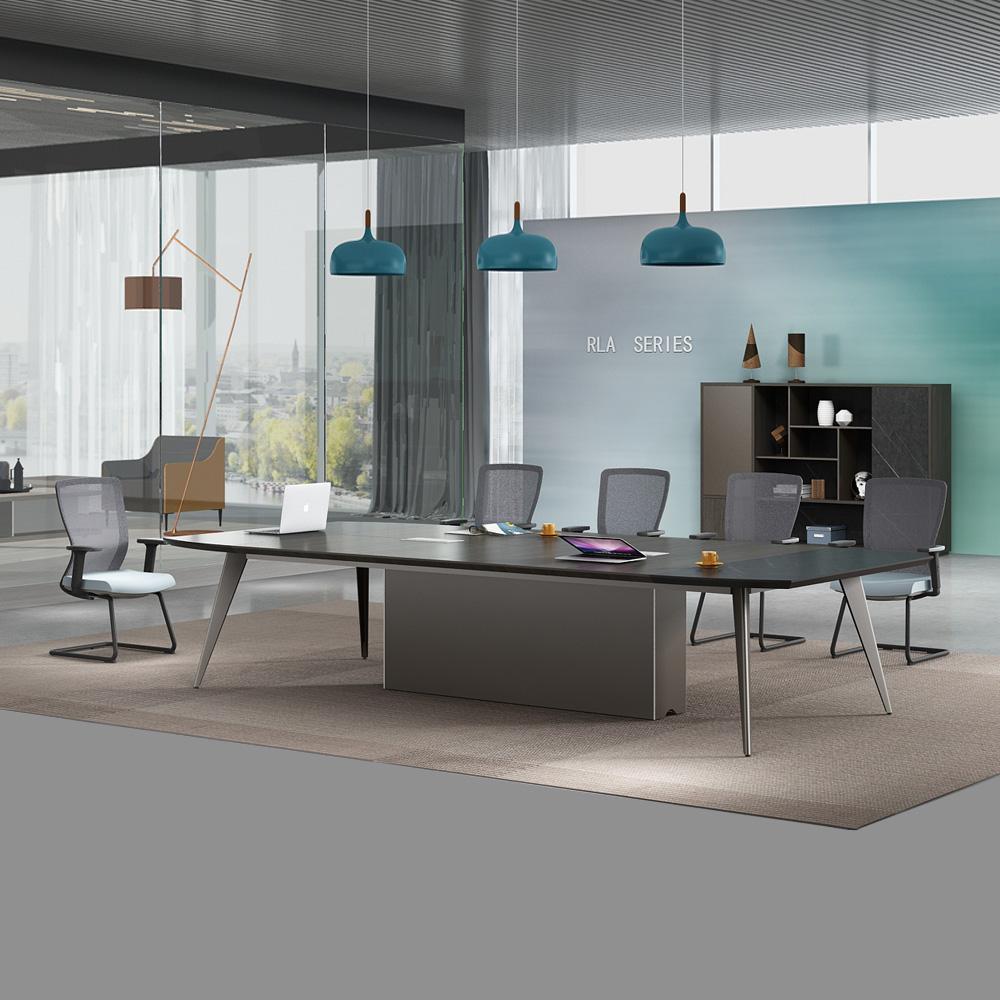 极简现代办公会议桌HYZ-05