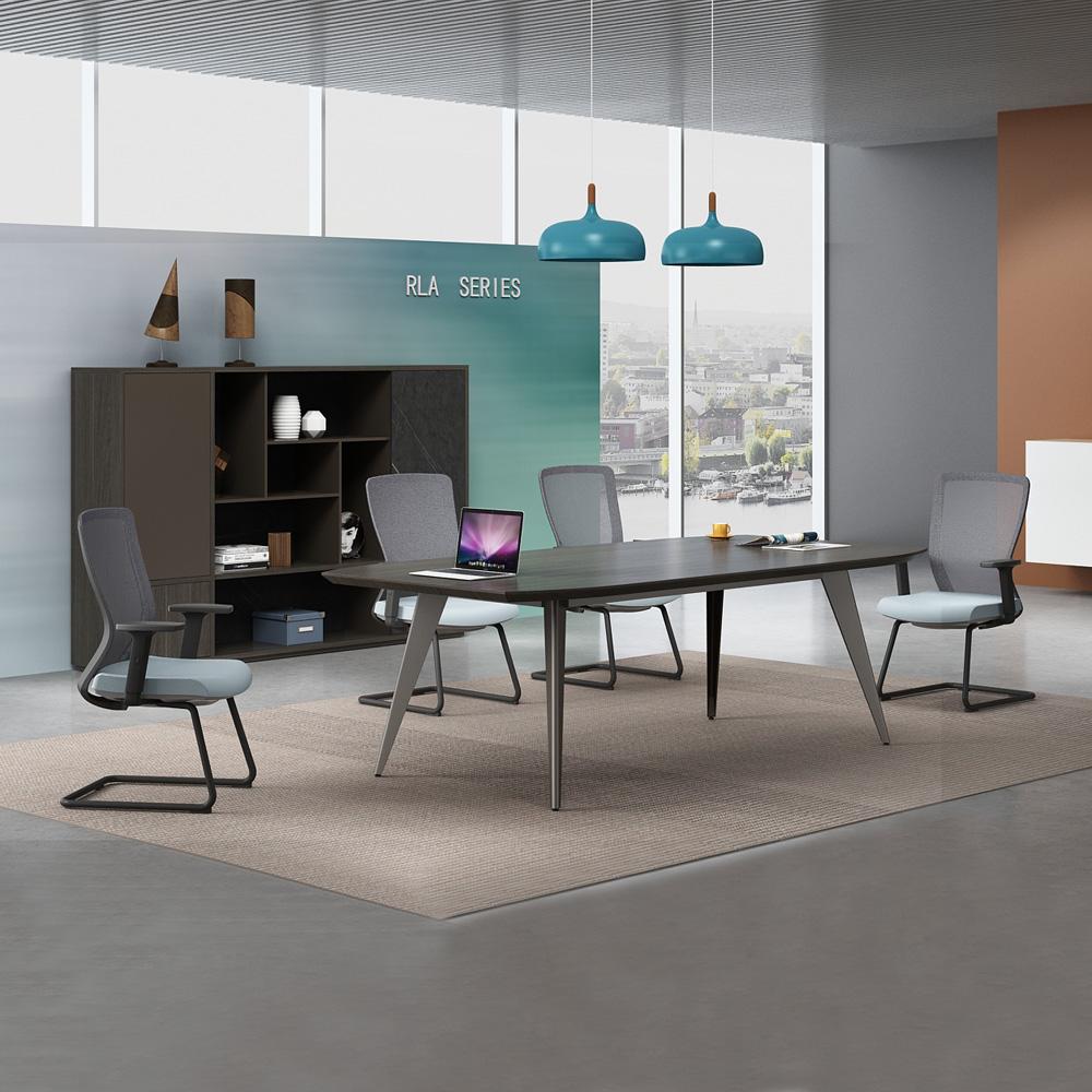 办公会议桌小型洽谈会议台HYZ-06