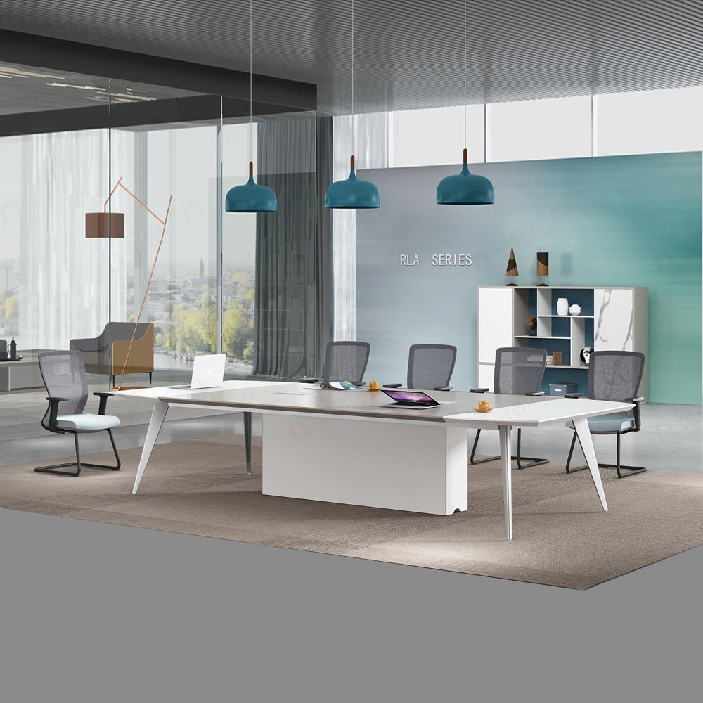 品牌商务办公会议桌洽谈桌HYZ-11