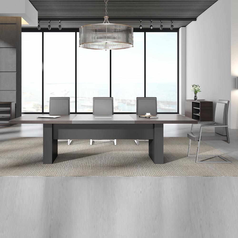 高档时尚大型会议桌会议台品牌 HYZ-12