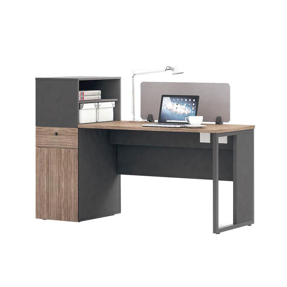 简易屏风隔断工位桌PF-08
