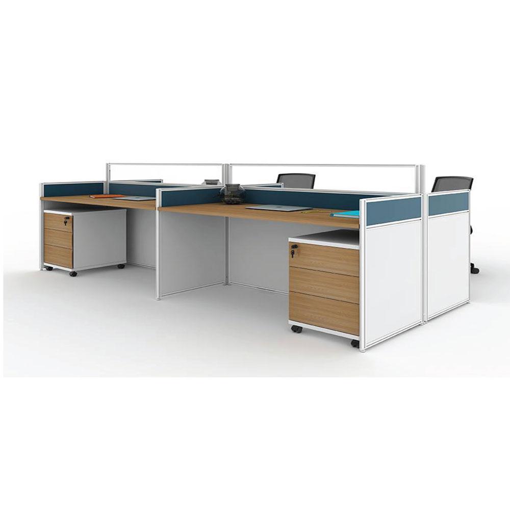 职员办公桌椅组合PF-16