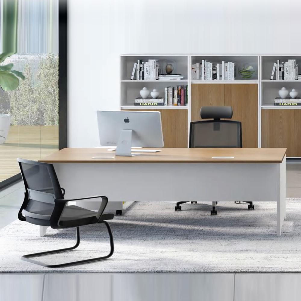 新款办公室老板桌办公桌JLT-01