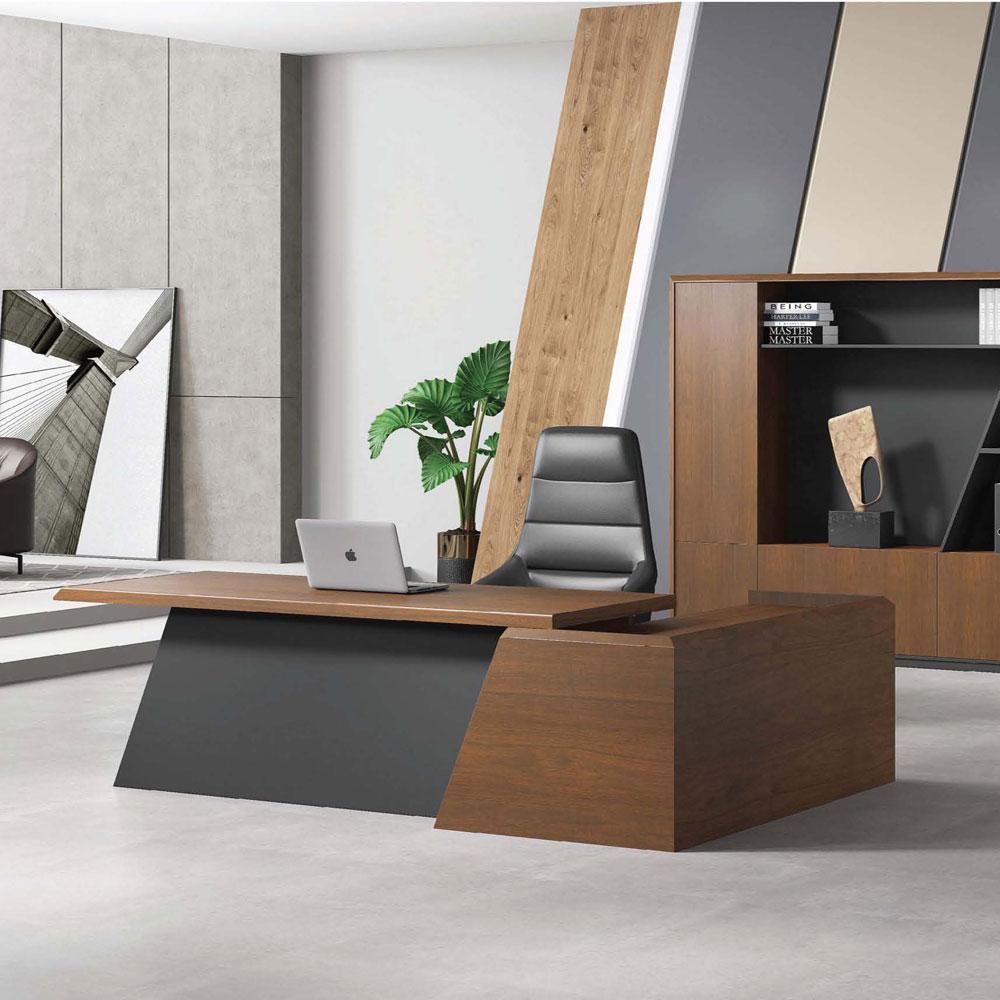 老板桌办公桌椅组合JLT-34