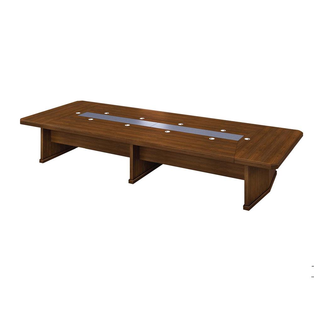 会议桌长桌简约现代办公桌HYZ-06