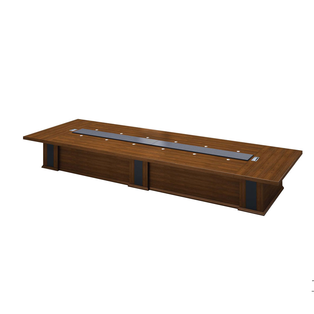 油漆实木职员会议桌台HYZ-07