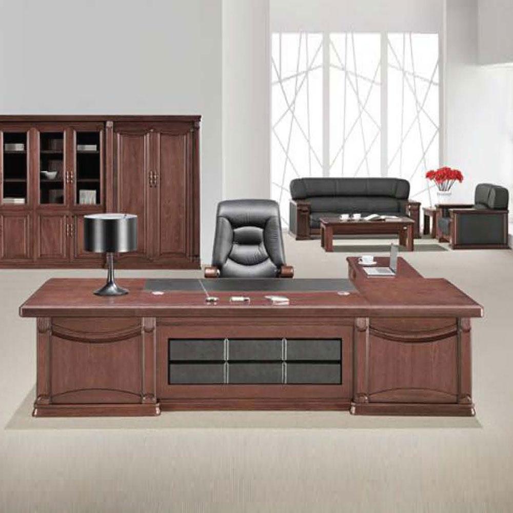 厂家直销总裁桌大班台办公桌 BT-03