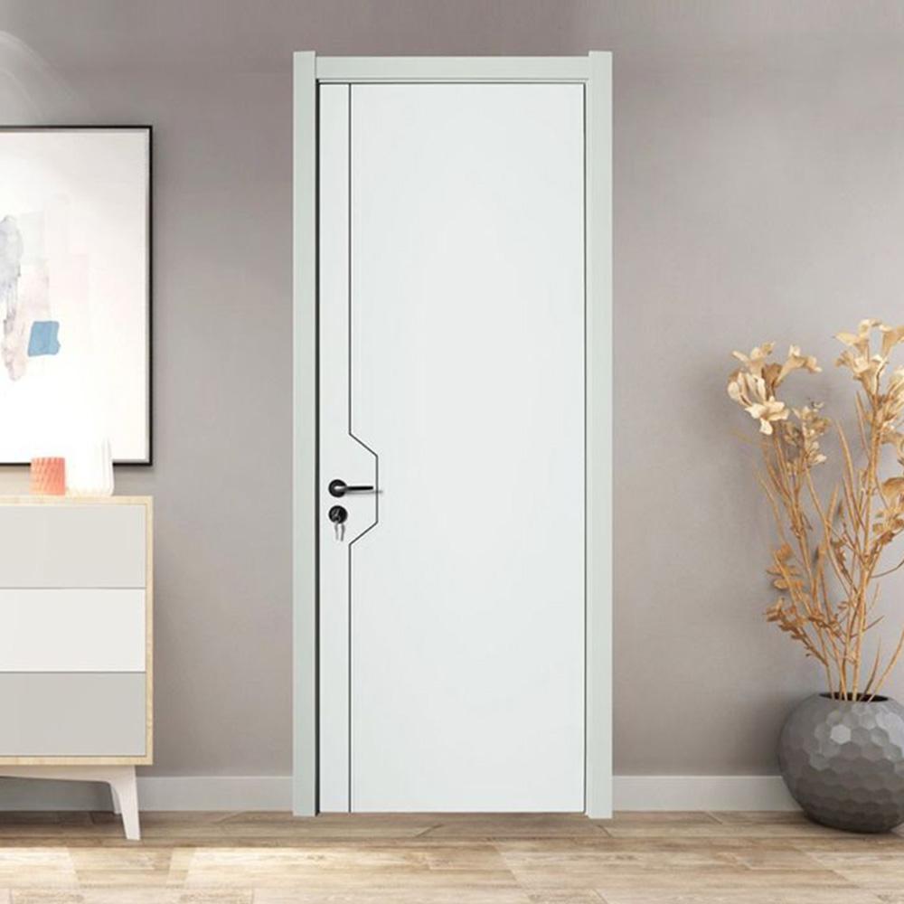 现代简约复合卧室门 MM-04