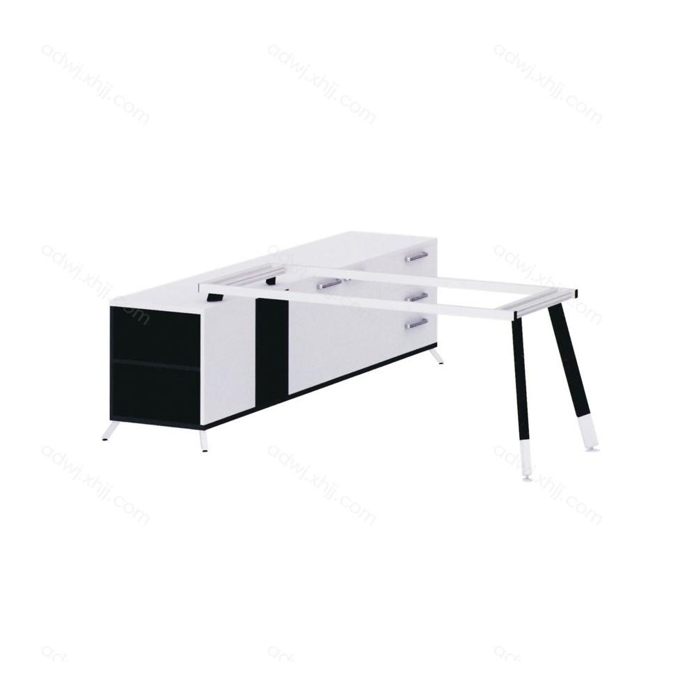 老板桌经理台钢架JLTZJ-01