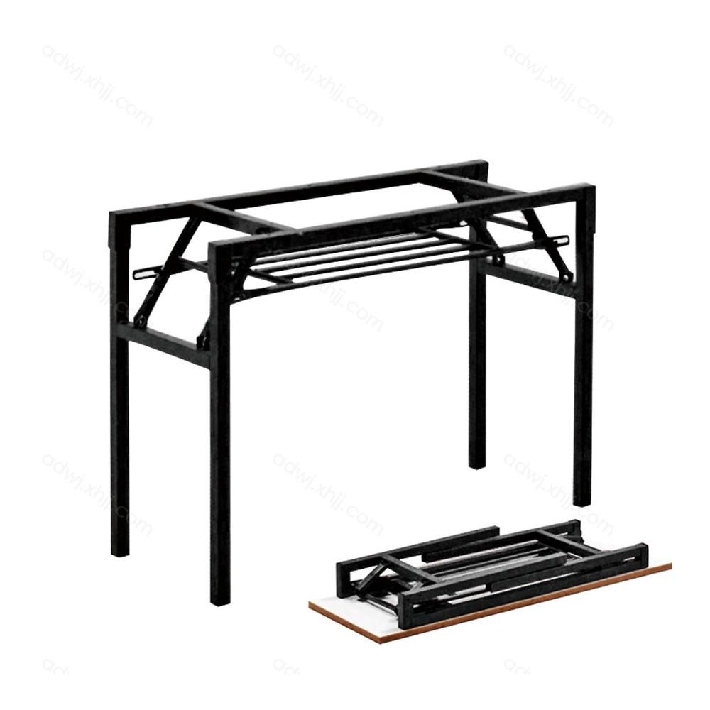 折叠培训会议桌架HYZJ-05