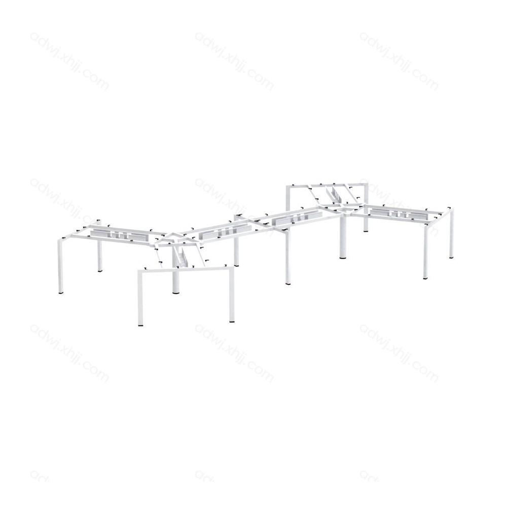 创意屏风隔断工位桌架PFZJ-17