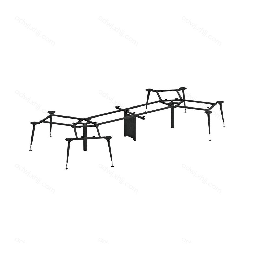 办公异形屏风桌架PFZJ-30