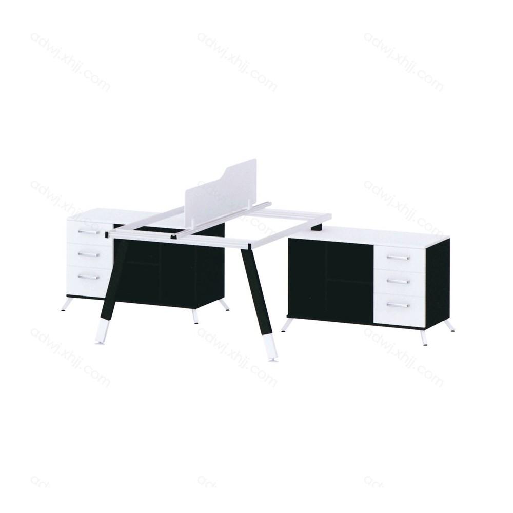 办公桌钢架员工屏风桌架PFZJ-31