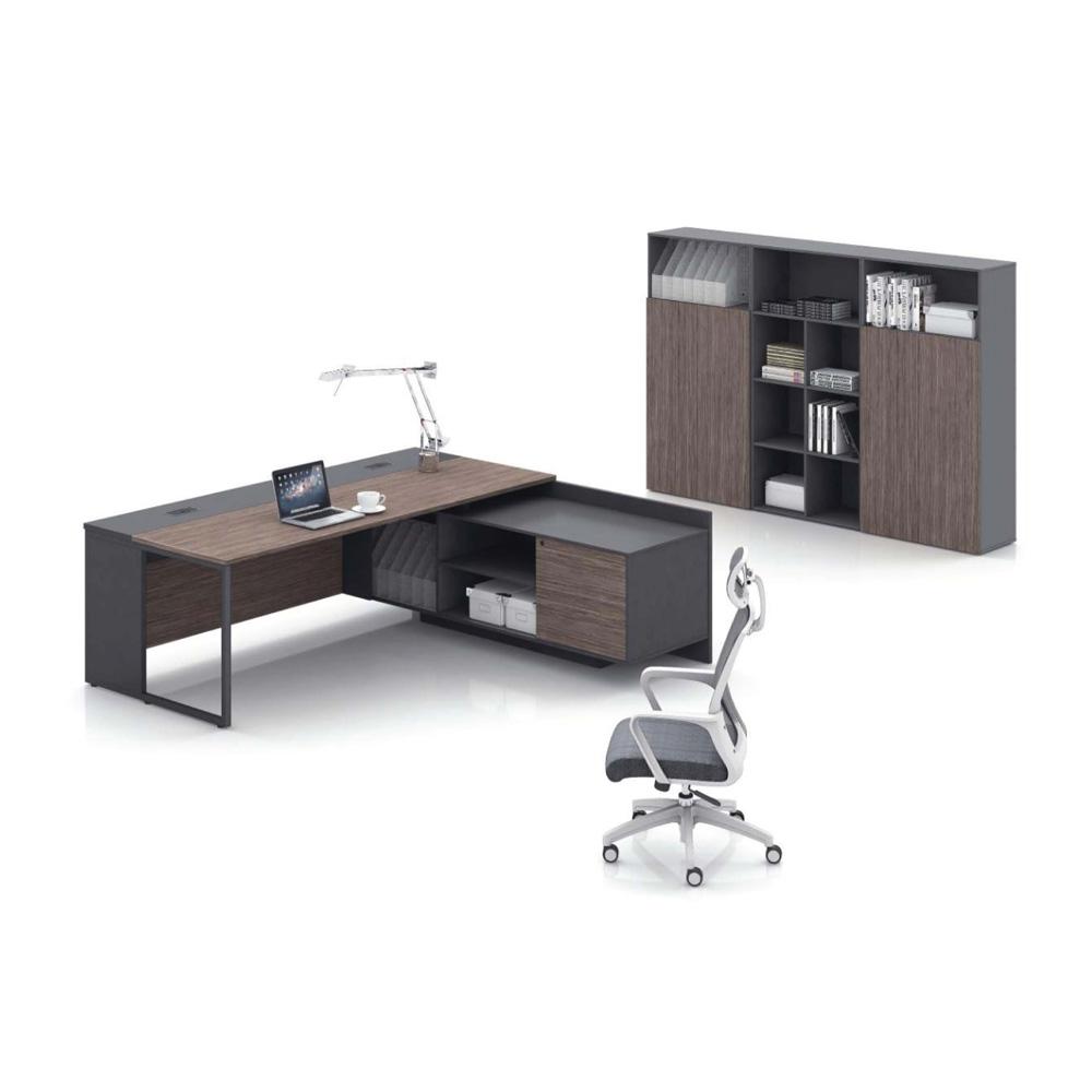 大型经理桌椅组合 JLT-06