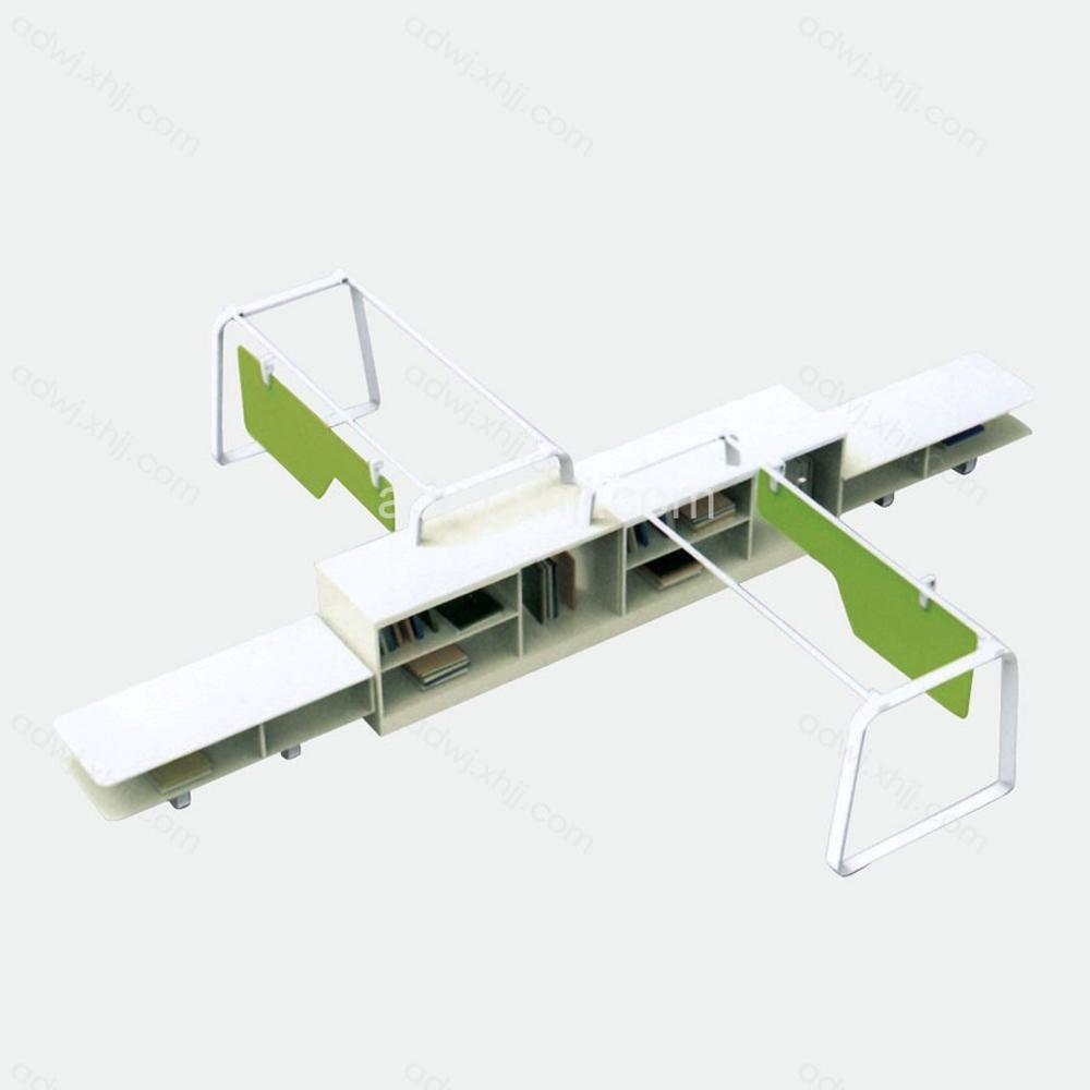 办公屏风工位桌架PFZJ-06