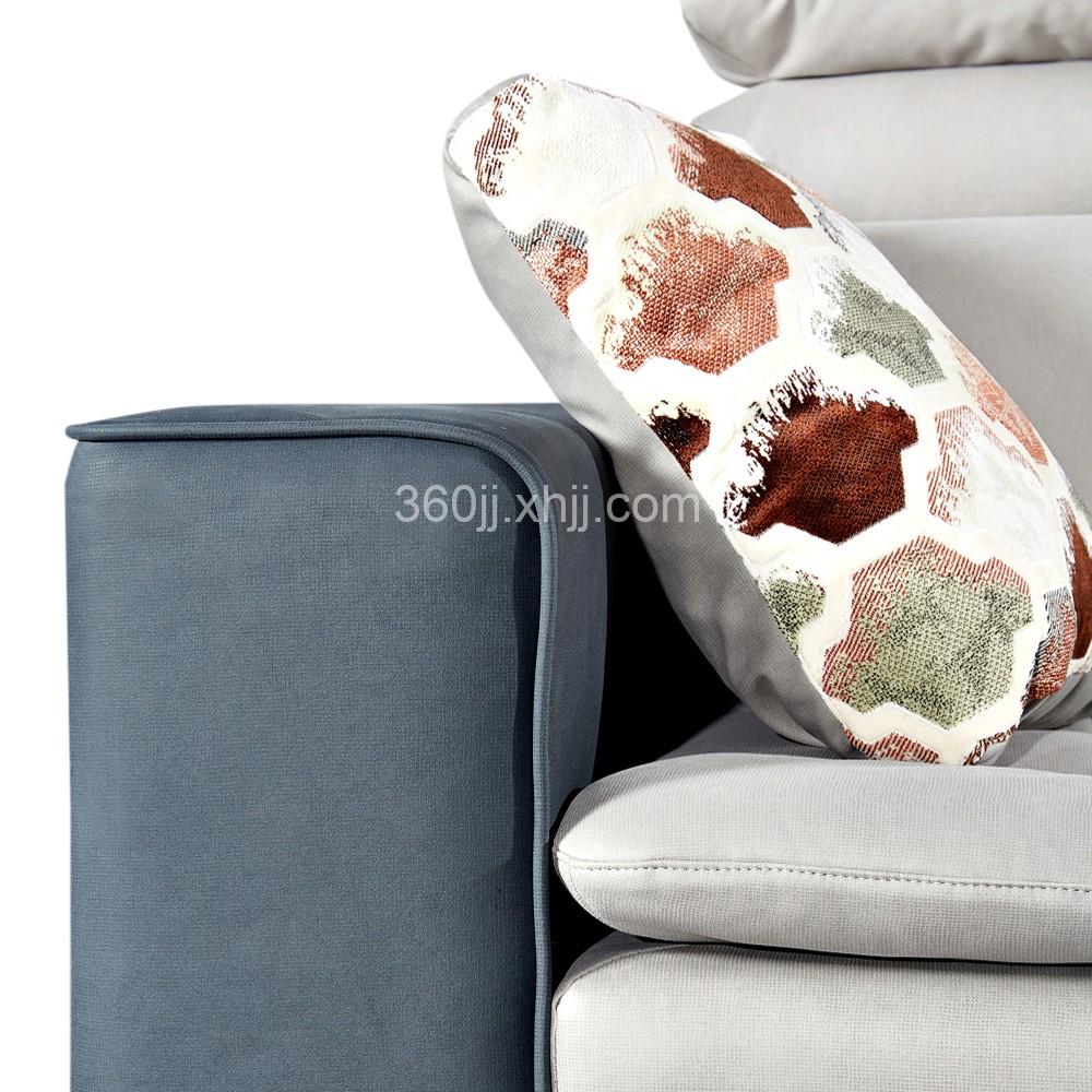 客厅沙发颜色的搭配原则