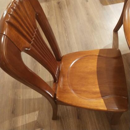 朗奕5018#餐椅