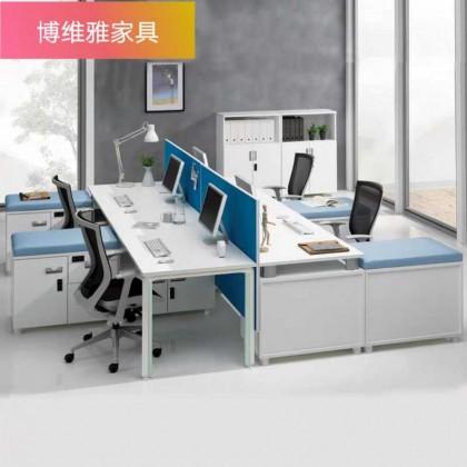 博维雅职员桌4063
