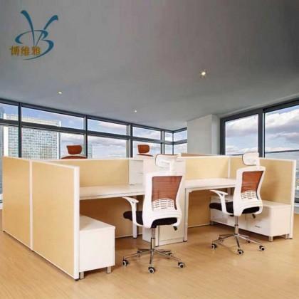 博维雅职员桌4068