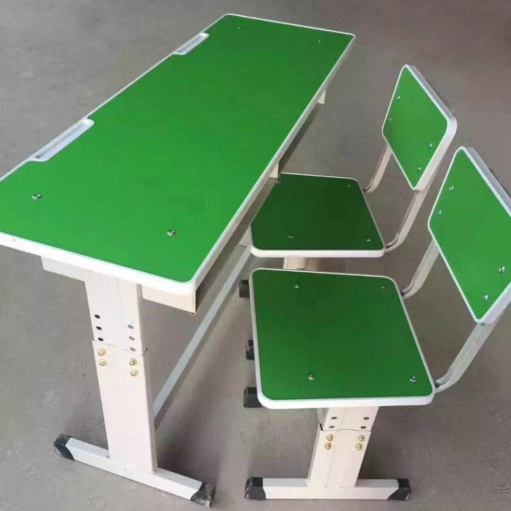 环保可升降学习课桌椅
