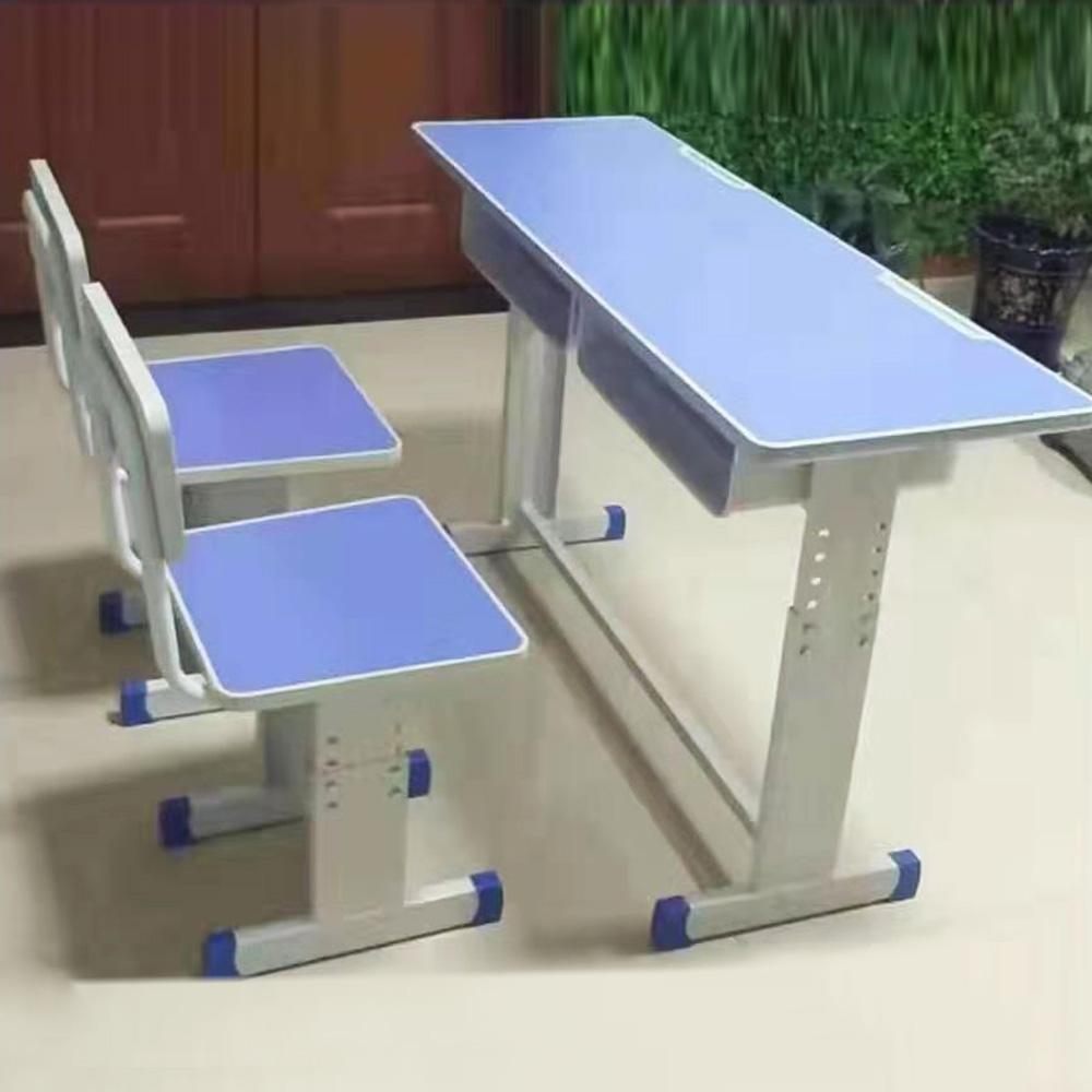双人桌椅辅导培训课桌
