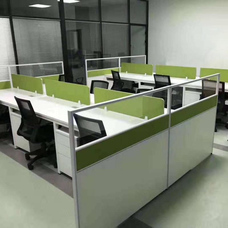 职员办公桌现代屏风隔