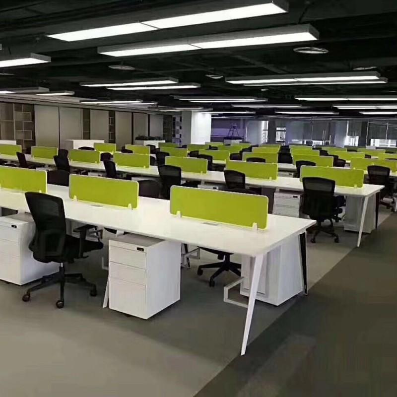 办公区大型屏风工作位