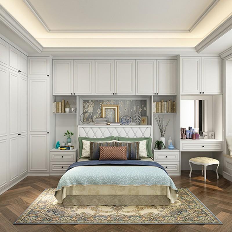 轻奢卧室家具板材品牌