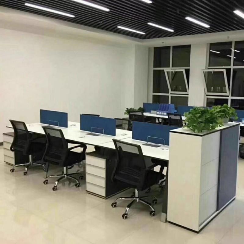 职员屏风办公桌隔断电