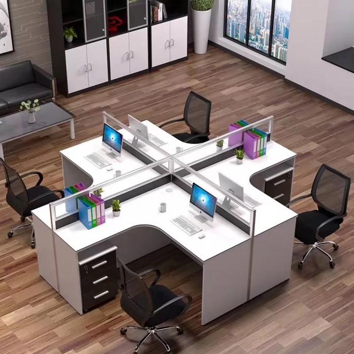 办公家具屏风卡座办工桌61
