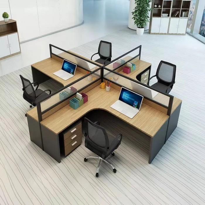 屏风卡座隔断职员办公桌68