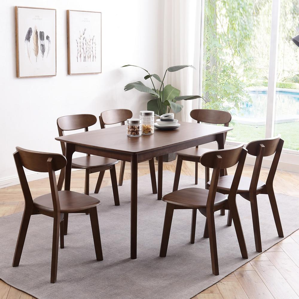 小户型吃饭餐台北欧餐桌椅4Z6A03231-2