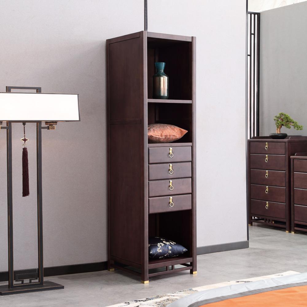 民宿禅意新中式单门衣柜AJ5A8543