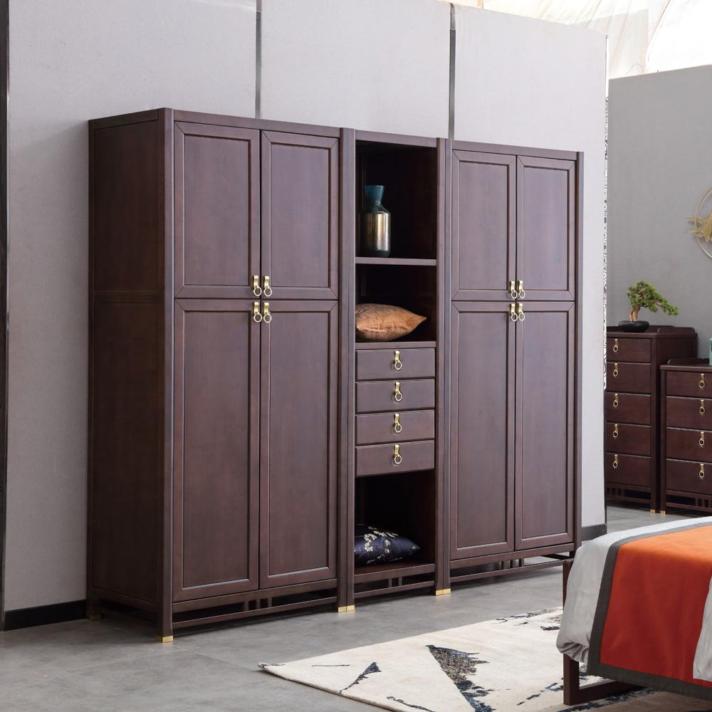 新中式衣柜禅意衣橱AJ5A8505