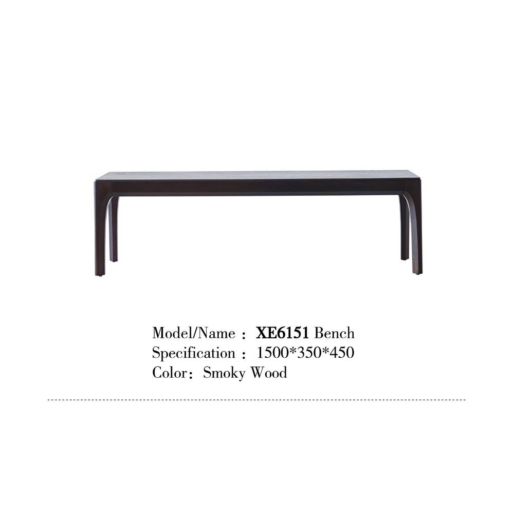 XE6151 卧室床尾凳长凳批发