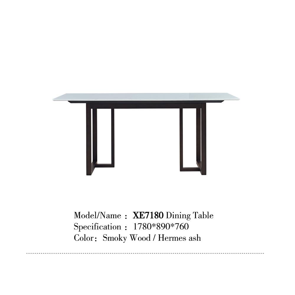 XE7180 别墅高端餐桌长餐台规格