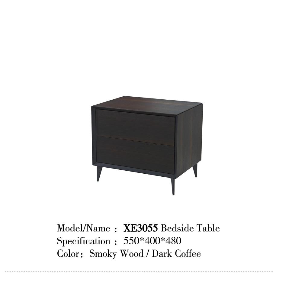 XE3055 简约现代主卧室床头柜