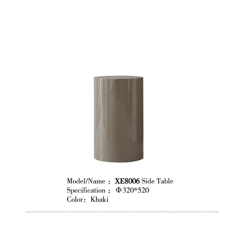 XE8006 客厅玄关圆边桌促销