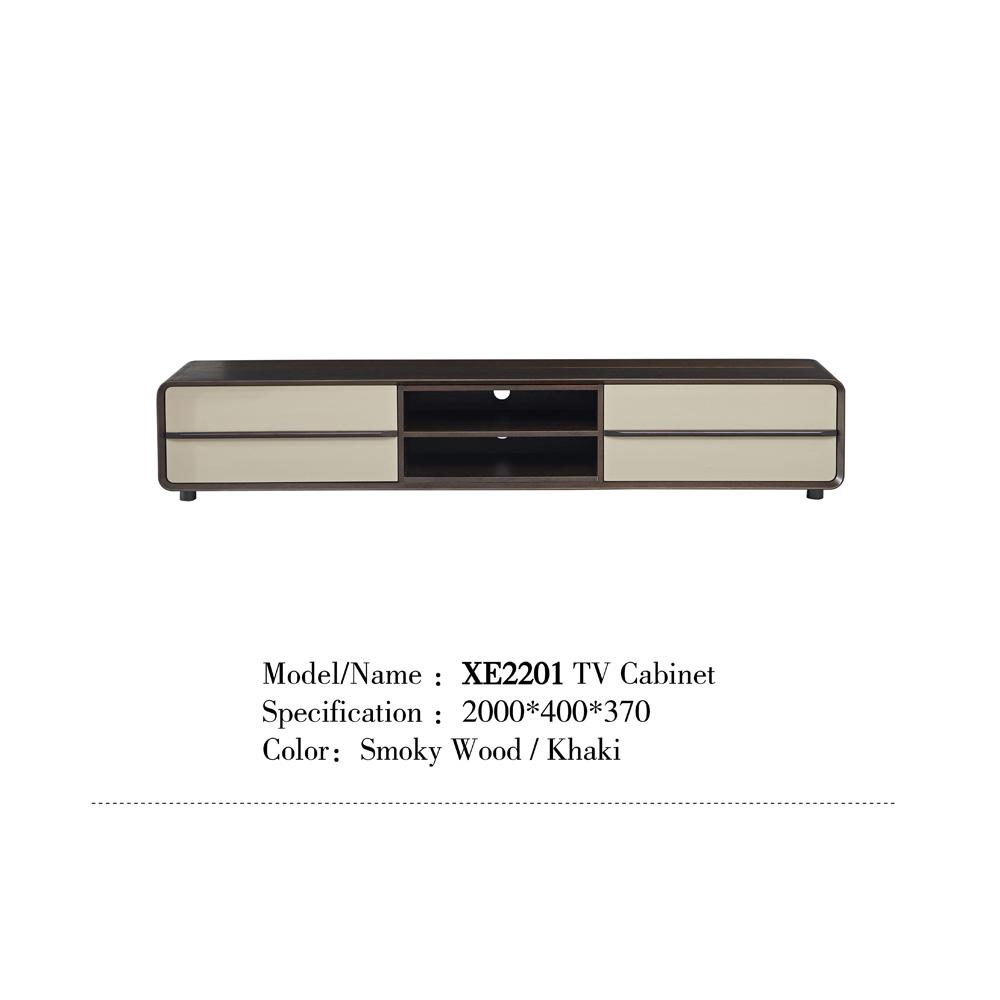XE2201 意式轻奢电视柜客厅地柜