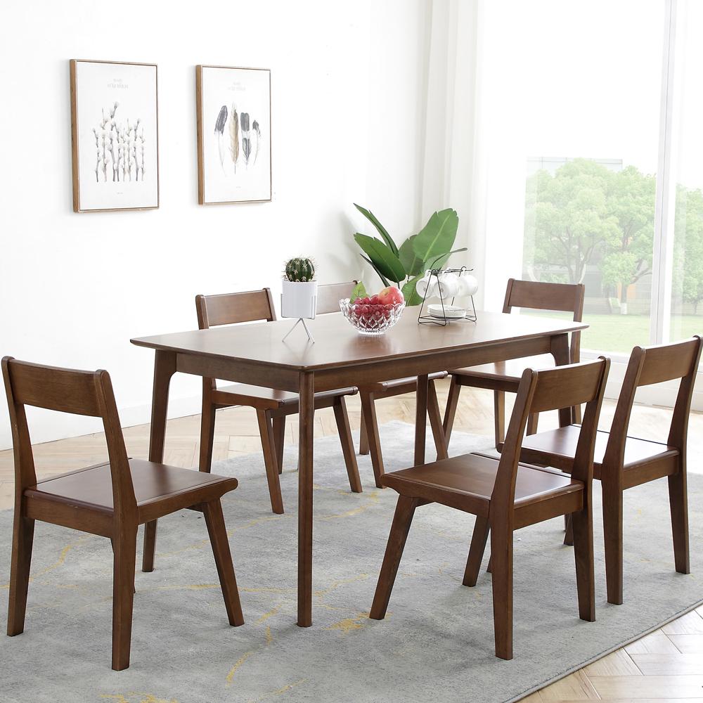 4Z6A4862 现代简约餐桌椅北欧长方形餐桌